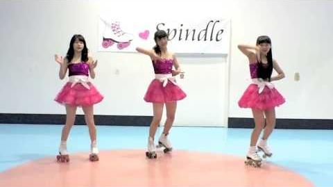 【愛踊祭2017】Spindle(スピンドル) キューティーハニー (WEB予選課題曲)