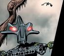 Comic 13: Swamp of Shadows