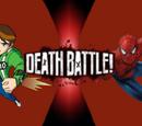 Ben 10 vs Spider-Man
