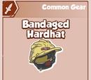 Bandaged Hardhat