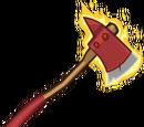 Fireaxe of Fire
