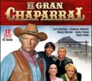 Anexo: El Gran Chaparral- Episodios- 2° Temporada.