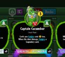 Captain Cucumber