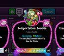 Teleportation Zombie