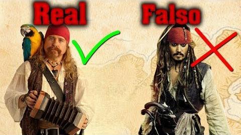 Personajes de Piratas del Caribe