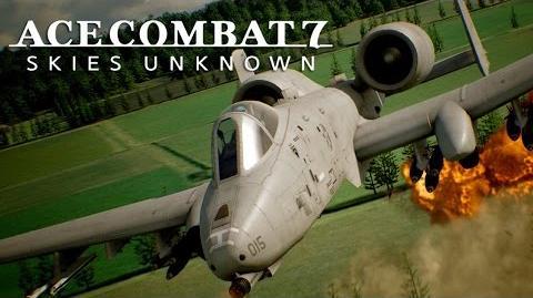 SlyCooperFan1/Ace Combat 7 - E3 Updates So Far