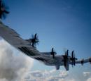 Aerial warship