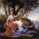 Clio, Euterpe et Thalie par LE SUEUR.jpg