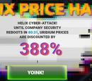 Helix Blitz Sale