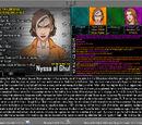 Oracle Files: Nyssa Al-Ghul 1