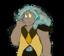 Mixite (Bismuth)