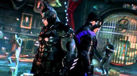 Batman Arkham Knight - I oficjalny zwiastun-1