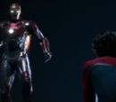 Iron Man Armor: Mark XLVII