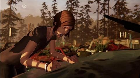 Life Is Strange Before the Storm Announcement Trailer - E3 2017 Microsoft Conference-0