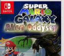 Super Mario Galaxy: Alien Oddysey