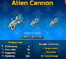 Alien Cannon