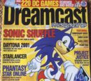 Sonic Adventure 2 magazine scans