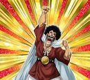 A Champion's Roar Hercule