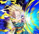 Glorious Battle Super Saiyan Trunks (Kid)