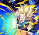 Struggle Beyond All Expectations Super Saiyan Goten (Kid)