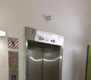 Fireman's elevator
