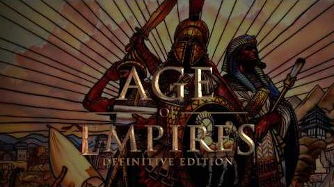 CuBaN VeRcEttI/Microsoft Studios presenta Age of Empires: Definitive Edition