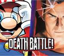Mario vs Superman
