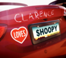Clarence Loves Shoopy