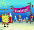 Bikini Bottom Hug Festival