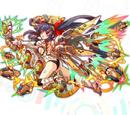 Armored Angel Mikaela Glorius