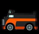 Black Van Kart