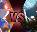 Ultron VS Metal Sonic