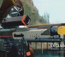 Destiny 2 Exotic Sniper Rifles