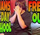 WILLIAM'S LAST DAY OF SCHOOL FREAK-OUT!!!