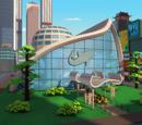 Akwarium w Ninjago City