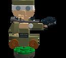 Bullet Shooter (Trigger Happy the Gremlin)
