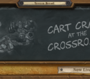 Cart Crash at the Crossroads