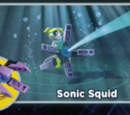 Underwater Sonar Smash Ability