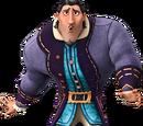 Mayor Temeroso