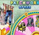 Patchwork Spree Spinner