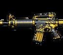 M4A1-S Gold Phoenix