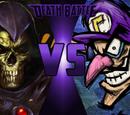 Skeletor Vs Waluigi