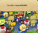 Paper Mario Sticker Star Recut- Script