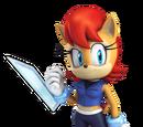 Sonic The Fighting Starz/Sally's Quotes