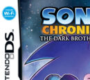 Sonic Chronicles: The Dark Brotherhood box artwork