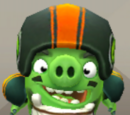Специальные враги Angry Birds Evolution