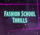 Arrepios na Escola de Moda