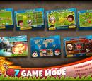 Game Modes Rankings