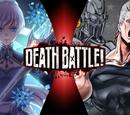 'JoJo vs RWBY' themed Death Battles