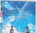 Mangafilm8/Sortie DVD du film Your Name.
